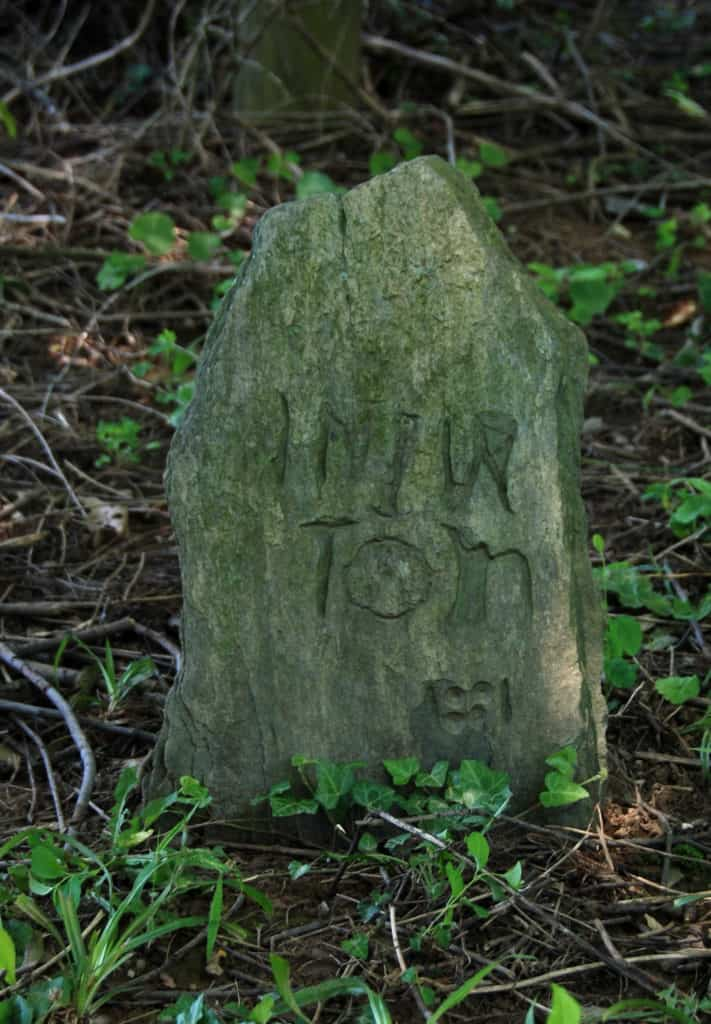 cemetery-stones-african american tom 1881